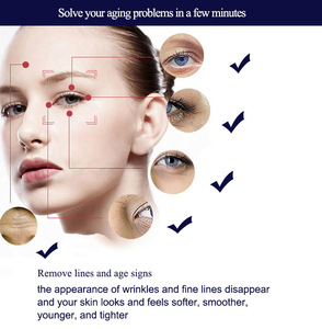 instant reducing puffiness dark circles wrinkles eye bags non surgical lifting syringe ageless eye cream