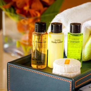 Luxury Hotel Charming Personal Care Disposable Shampoo & Hotel Amenities