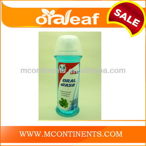 mints alchole free mouth wash