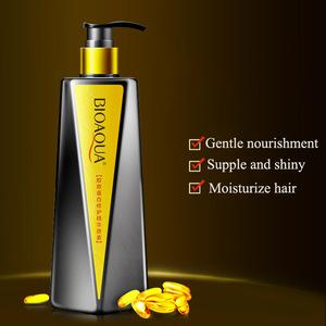 OEM Bioaqua hair care products Nourishing Collagen protein Hair conditioner