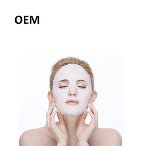 Oem Odm Obm Skin Care Product Face Facial Mask Sheet Private Label Cosmetics