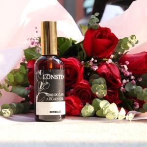 Private Label OEM Best Natural Hair Care Serum Organic Moroccan Argan Hair Oil