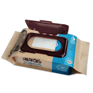 Wet wipe making machine baby water wet wipes organic 99.9% water 100pieces