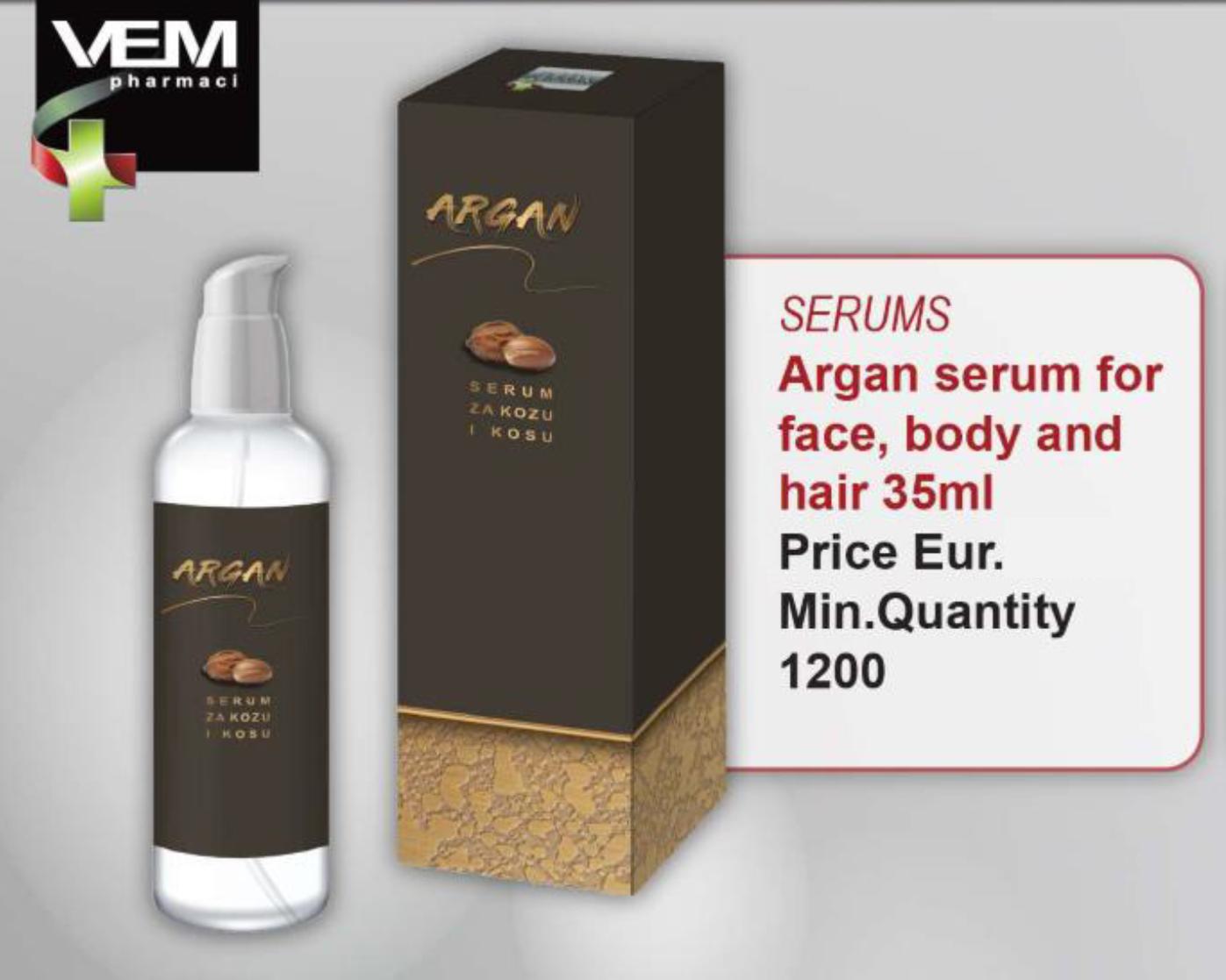 Argan Serum