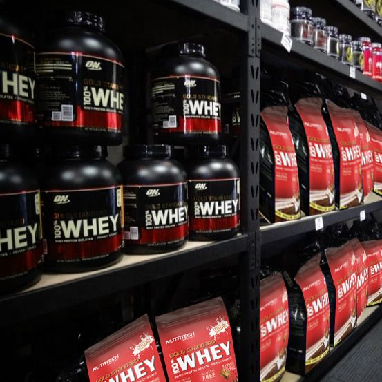 100% 5lbs Whey Protein Powder Whey Isolate Protein Powder All Flavor Gold Standard
