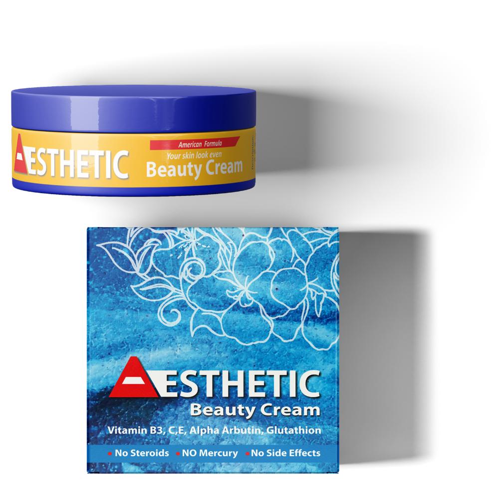 Instant Whitening Beauty Cream   Esthetic Cosmetics