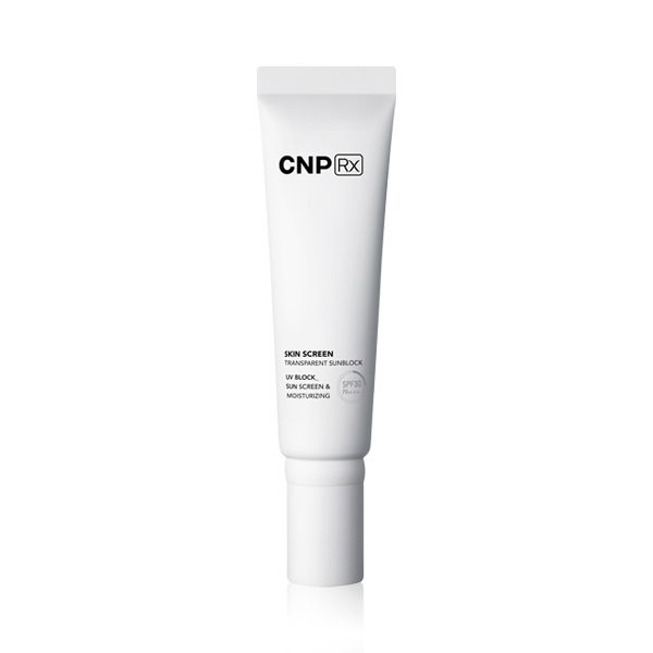 CNP-RX Transparent Sun Block (spf 30, pa+++) 50ml