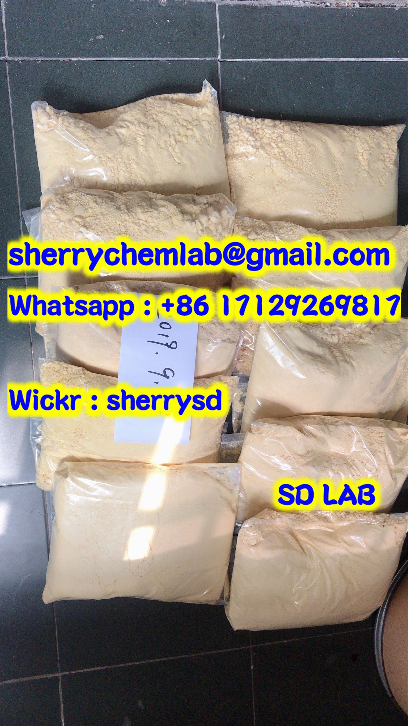 Stock 5FEMP  MPHP2201 MDMB-4en-PINACA white powder safe factory(sherychemlab@gmail.com)
