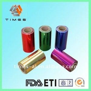 Colorful Hairdressing Aluminium Foil For Hair Salon