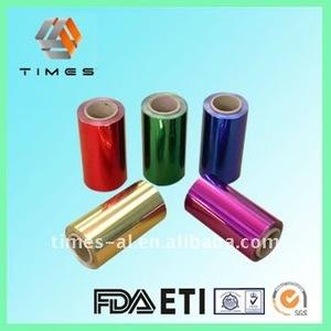 Colorful Hairdressing Aluminium Foil For Hair Salon
