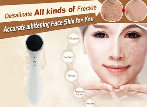 Factory selling small personal use electric cleansing face skin care iony beauty facial massager tool Instrument