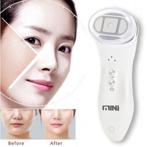 Home Use Face Wrinkle Remover HIFU RF LED Wrinkle Removal Facial Massage Machine