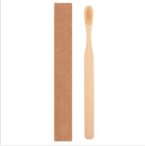 Hot sale OEM bamboo toothbrush