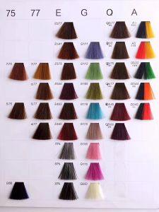 New Fashion design wholesale hair dye color cream