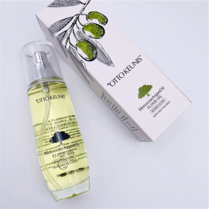 OEM Private label Spa Body Massage Oil Anti-wrinkle Skin and Facial Care Organic Argan Oil Facial Oil