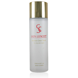 [SKINCONCEPT] Blemish Clear Toner for Troubled Acne Oily Skin Care Natural Korean Cosmetics