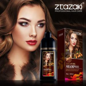 Wholesale Private Label Hair Color Permanent Hair Dye Shampoo White Black Long Lasting Easy Form Origin Type Fast Quality