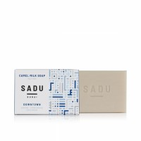 Camel milk soap Bergamont & Musk - SADU collection