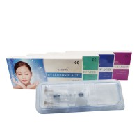 1ml 2ml face care cross linked hyaluronic acid gel anti wrinkle injection buy dermal filler for the face lift
