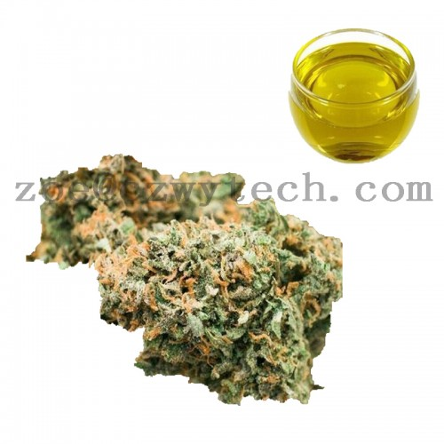Plant extract CBD isolate oil hemp oil 13956-29-1