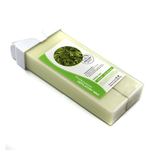 100g Cartridge Roller Wax For Hand And Leg Hair Removal with 12 kinds of fragrance