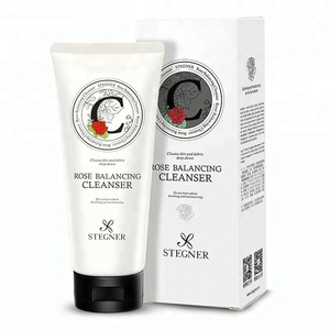 150ml private label hyaluronic acid cleansing moisturizer customize facial pore cleanser
