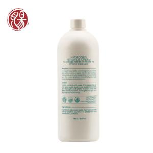 Best-Selling Oem Hydrogen Professional Best Wholesale Free Samples Professional Bleaching Bleach Cream Oxidant Hair Peroxide