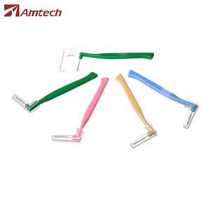 Dental Care Disposable Interdental Brush Medical Product