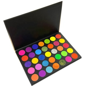 Eyeshadow Palette Matte Eyeshadow Pallet Pigmented Shades Makeup Palette Shimmer Foils Eye Makeup Eyeshadow Palette