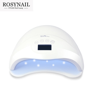 Guangzhou nails art products salon equipment 48w led nail gel lamp ...