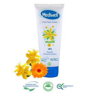Herbal Ingredient Paraben Free Foot peel for cracks dry skin Natural Herbal Foot Care Cream