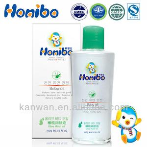 Honibo Baby Olive Moist Body Oil