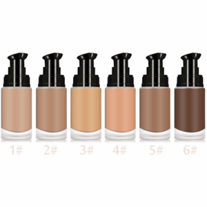Long Lasting New Makeup Your Own Brand Design Waterproof Liquid Foundation