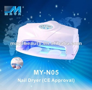 MY-N05 used nail salon equipment /led nail lamp /gel nail led UV lamp(CE Approved)