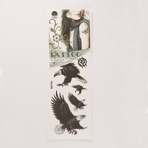 New design eco-friendly custom body tattoo sticker,non-toxic ...