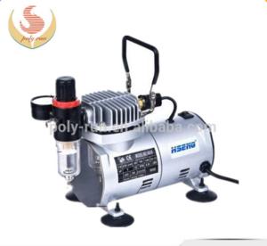 portable airbrush air compressor set AS18-2