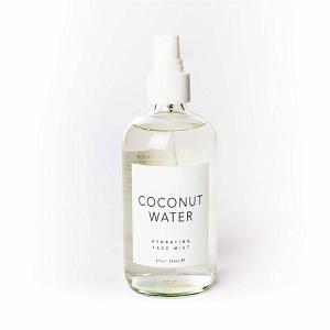 Private Label Organic Natural Spray Facial Toner Coconut Water