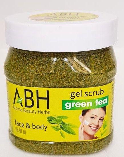ABH Green Tea Scrub
