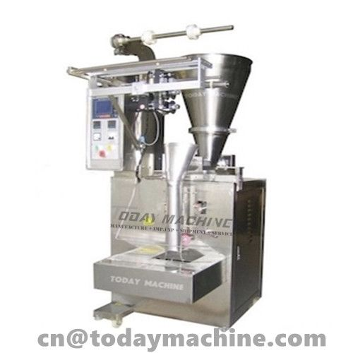 CE Certified Curry packaging machine for filling and sealing