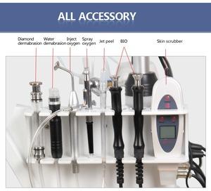 2019 New design multifunction hydro dermabrasion facial /diamond hydra microdermabrasion machine