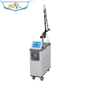 ADSS newest q switch nd yag laser tattoo removal system