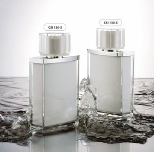 Cosmetic Bottle for Aftershave & Emulsion