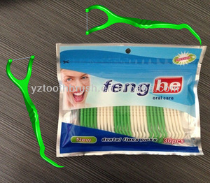 dental floss pick