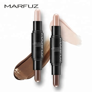 Double-ended  Highlight Makeup Contour Concealer Stick Private Label