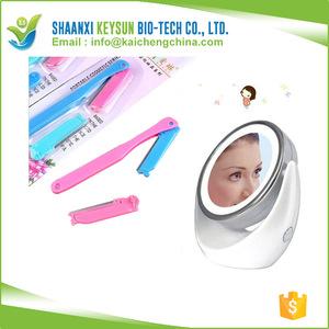 Eyebrow Razor,Facial Hair Remover Eyebrow Trimmer,Mini Makeup Knife Shaper Shaver For Women
