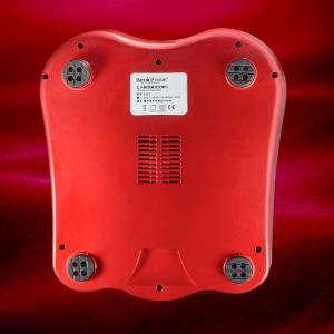 home use best health care mini electric infrared heating kneading roller shiatsu leg massage machine foot massager