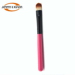 JIMMY&KEVIN Free Sample Top Nylon Hair Small Cosmetic Eyeshadow Brush and applicator