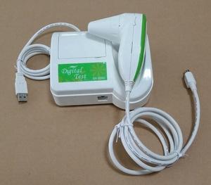 Mini skin hair testing analysis/facial skin analyzer/skin scanner machine for home