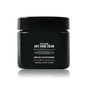 Organic Anti Wrinkle Night Face Cream for men