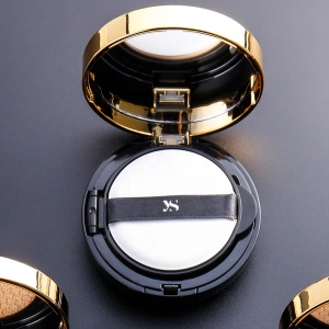 Private Label High Quality Waterproof Compact Pressed Powder Foundation Face Makeup Pressed Powder